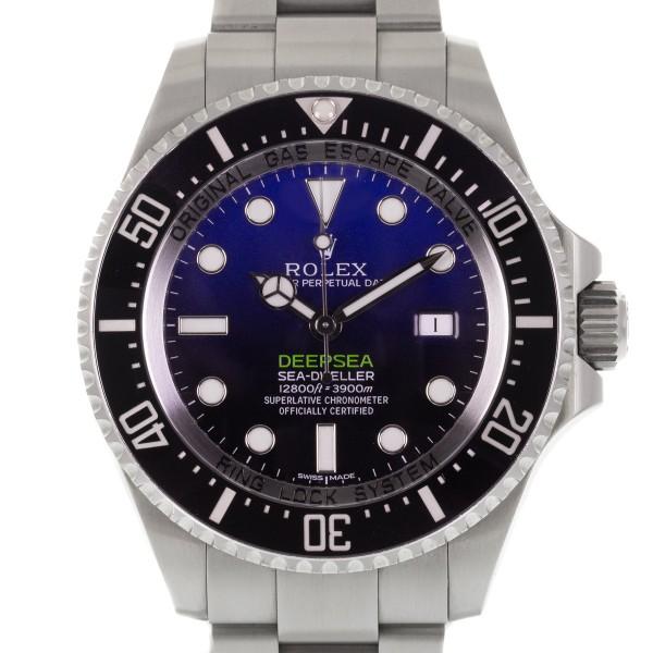 """Rolex Sea-Dweller Deepsea """"James Cameron D-Blue"""""""
