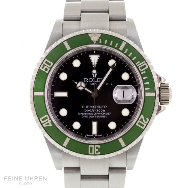 """Rolex Oyster Perpetual Submariner Date """"Kermit"""""""