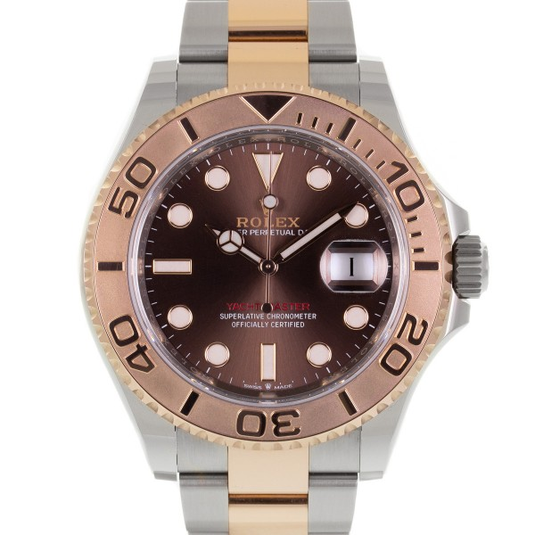 """Rolex Oyster Perpetual Yacht-Master """"Choco-Dial"""""""