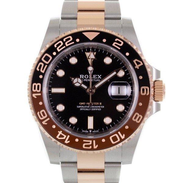 """Rolex Oyster Perpetual GMT-Master II """"Rootbeer"""""""