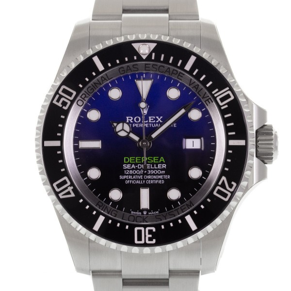 "Rolex Oyster Perpetual Sea-Dweller ""James Cameron D-Blue"""